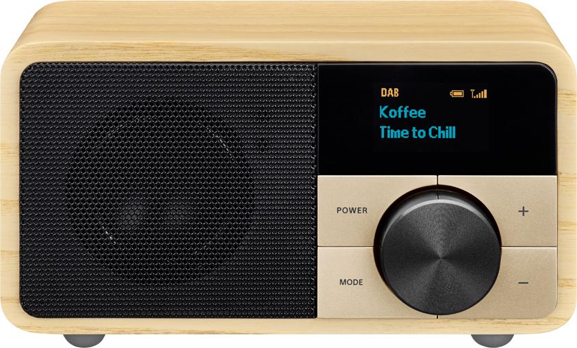 Sangean Mikro DAB bordsradio