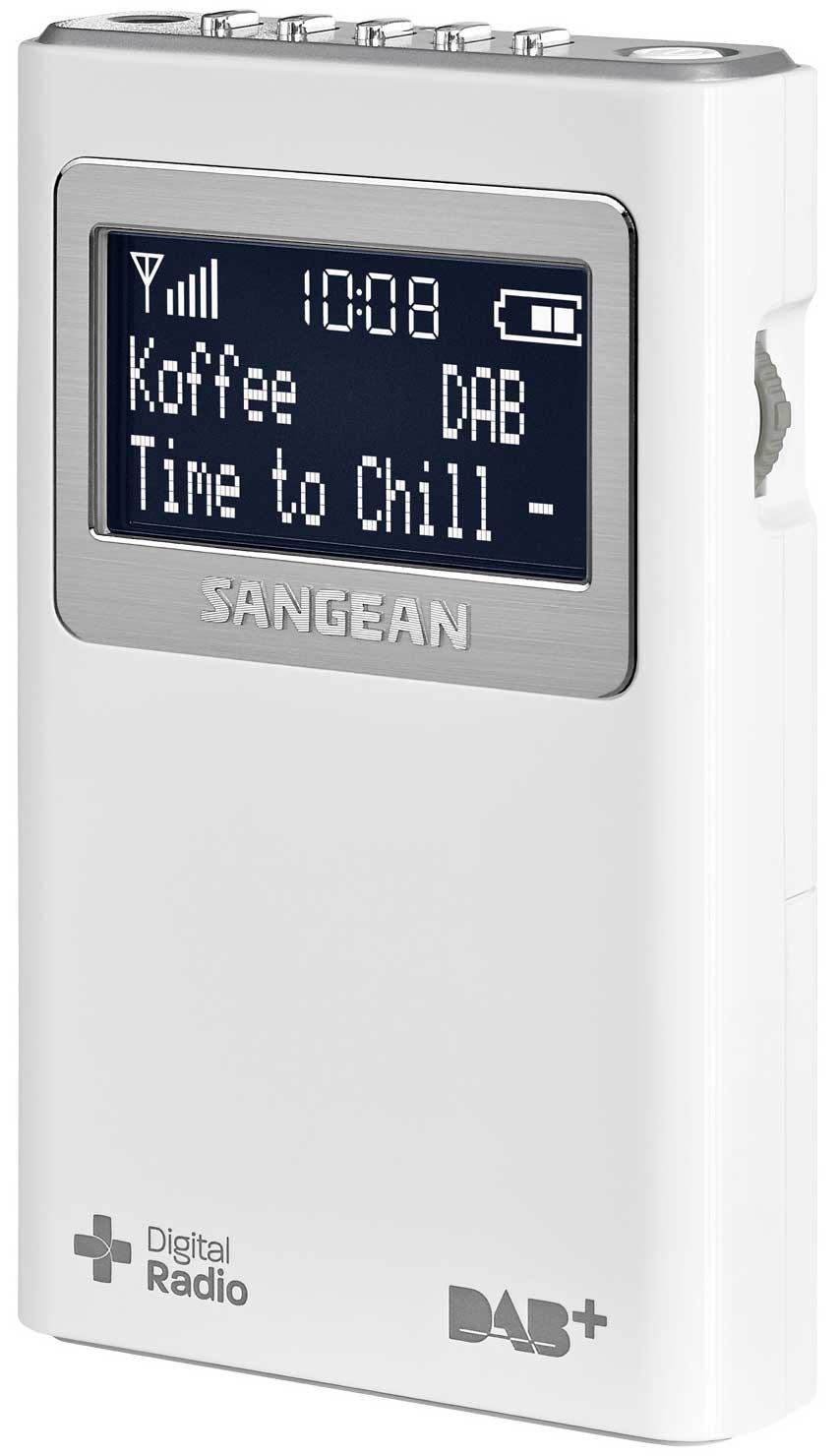Sangean DAB+/FM Fickradio