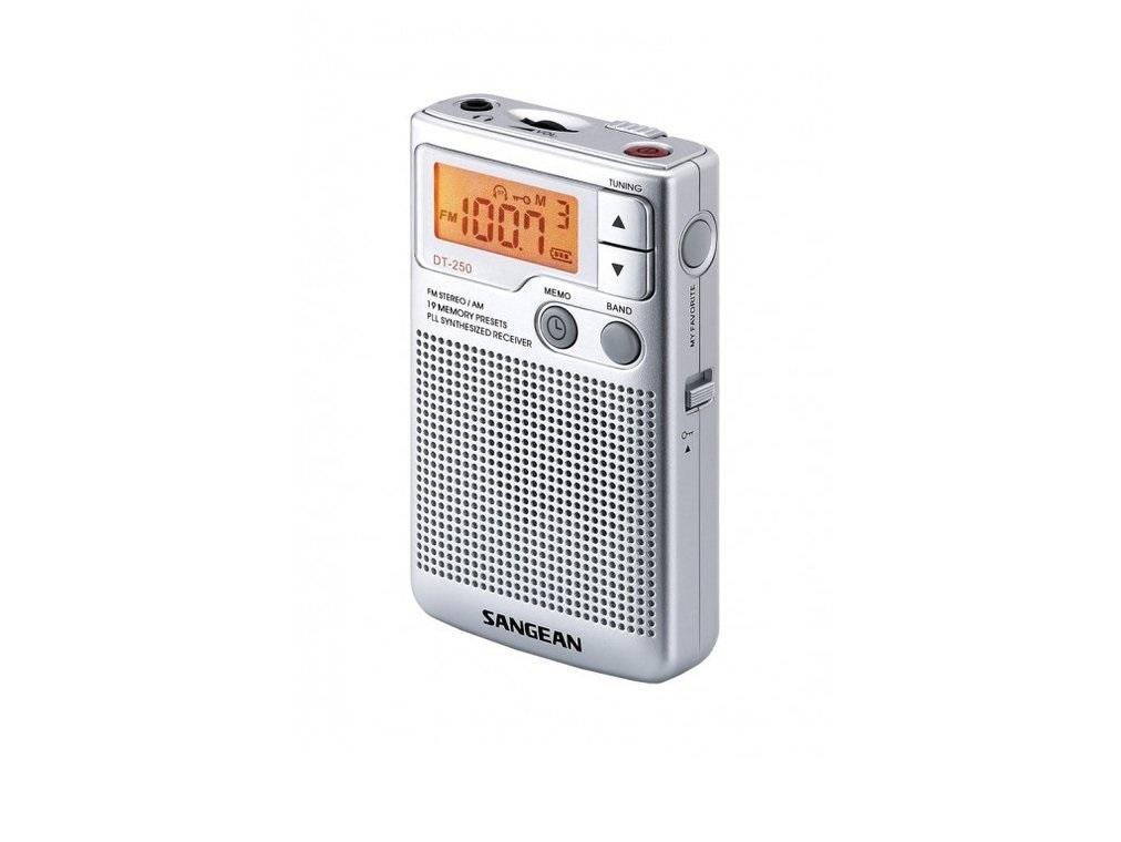 Sangean Fickradio
