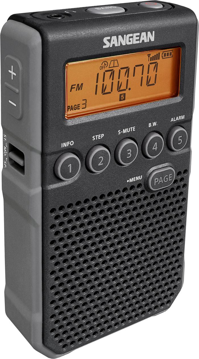 Sangean Fickradio SV snabbval