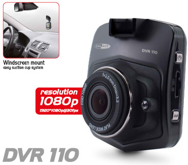 Caliber DASHCAM 12v-24v Batter