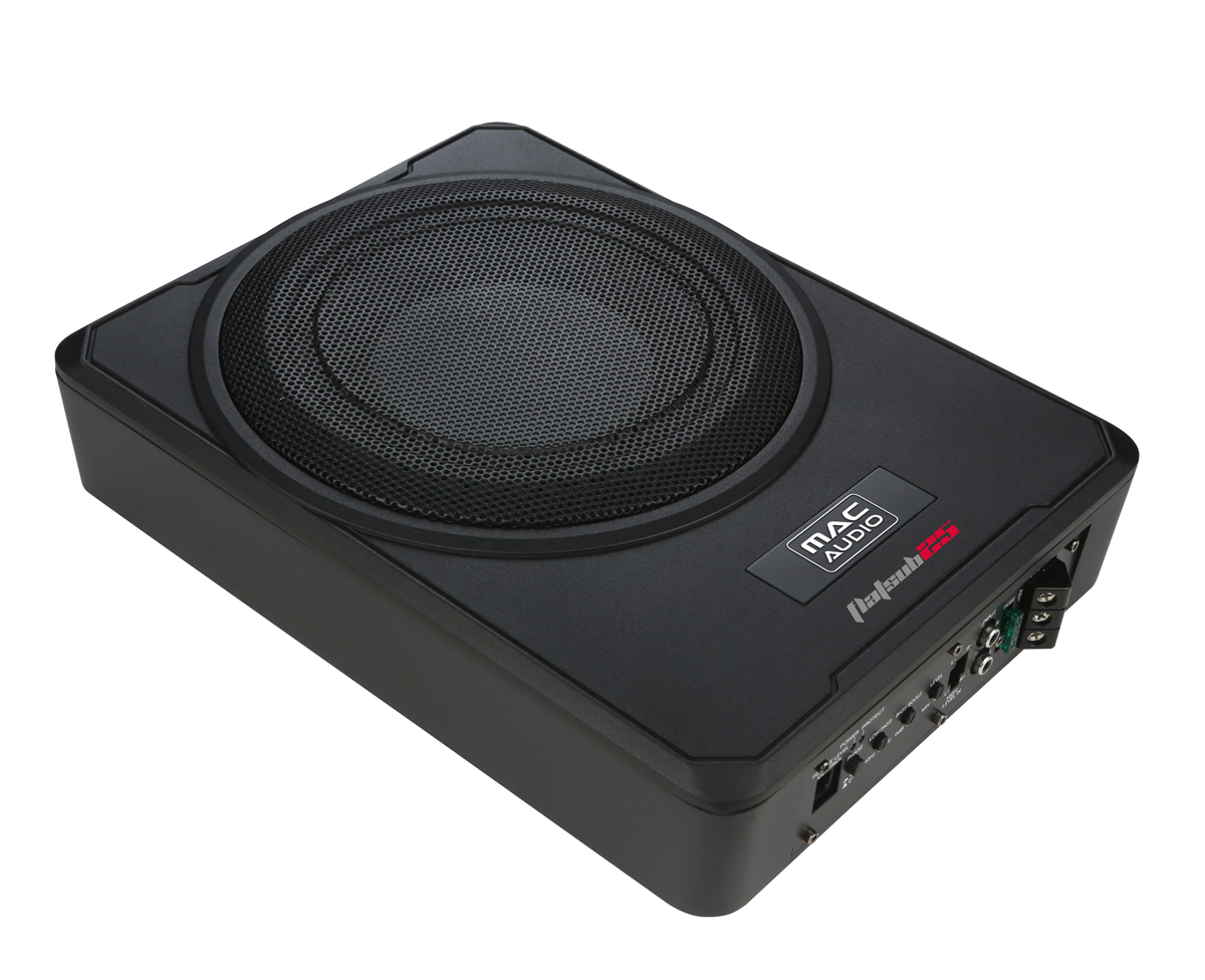 Mac Audio 10tum aktiv baslåda