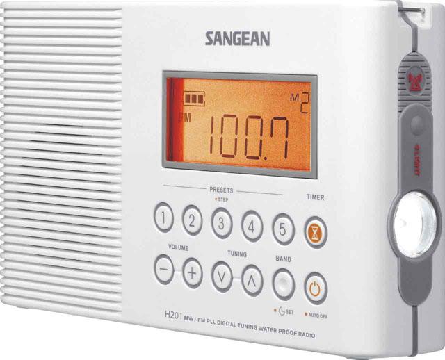 Sangean Shower Rd.snabbv.pll