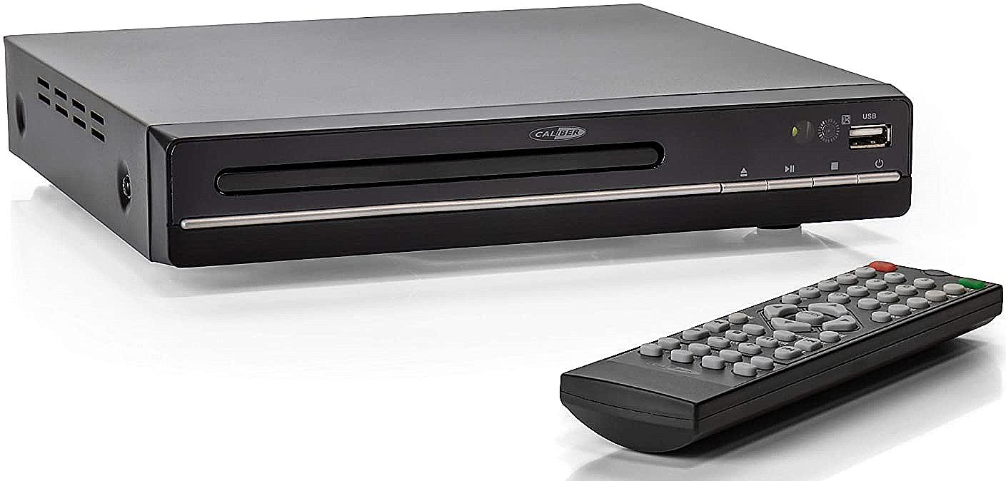 Caliber DVD Scart HDMI Fjärr