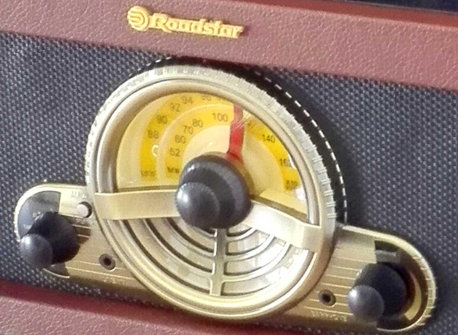 Roadstar Vintage music funitur