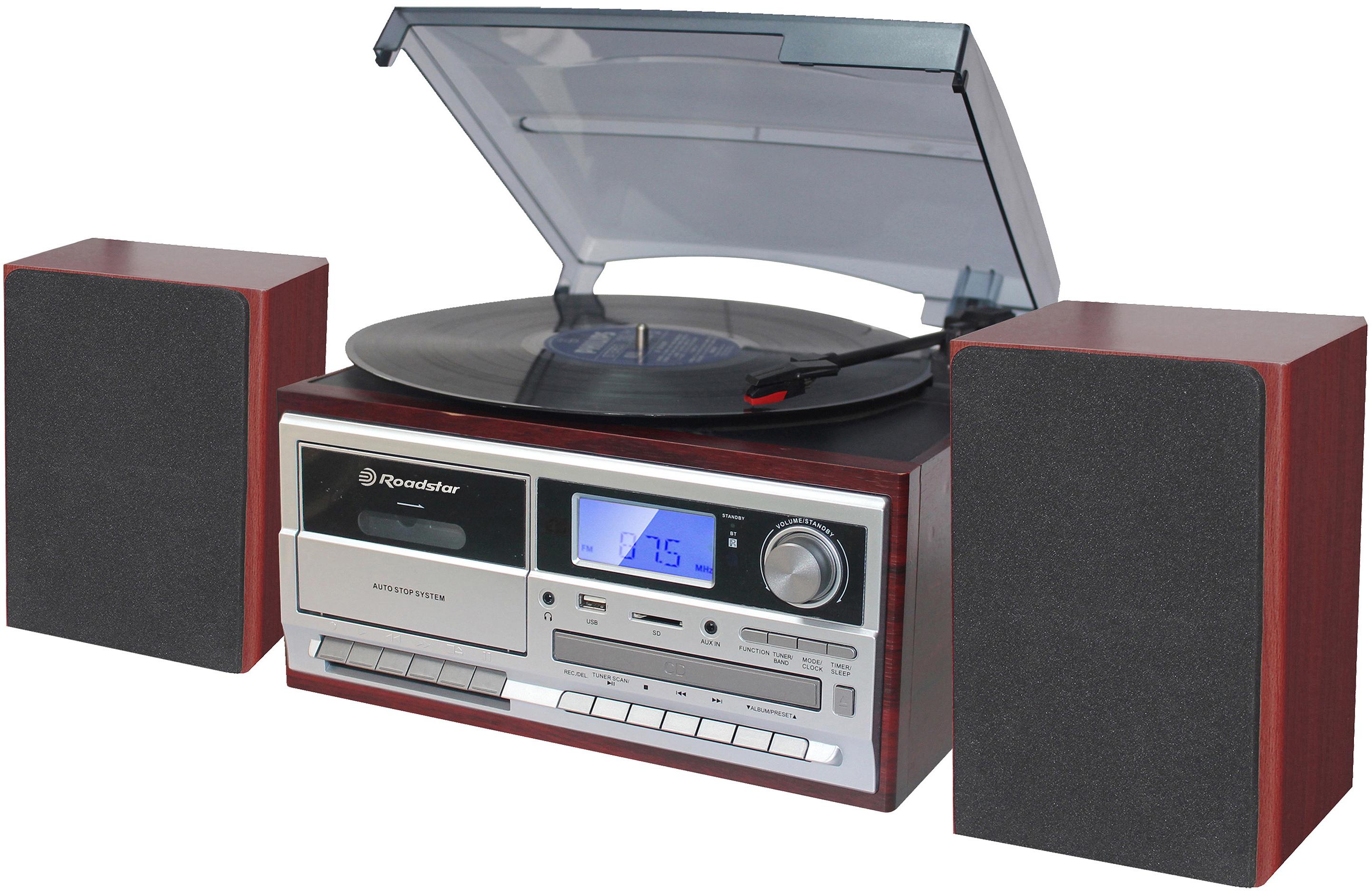 ROADSTAR Retro musik system