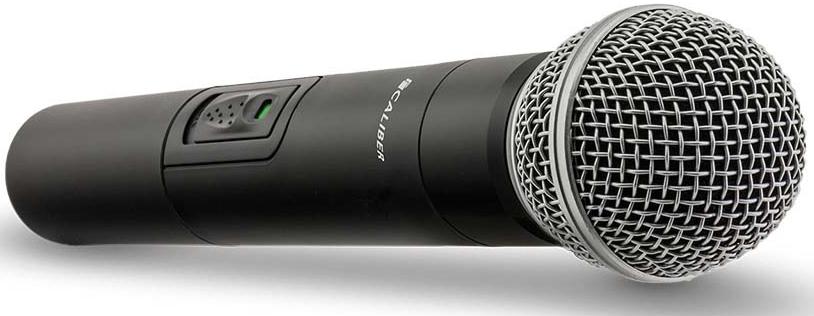Caliber Trådlös mikrofon FM