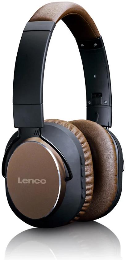 Lenco Hörlur Bluetooth ANC 28