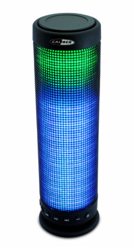 Caliber LED bluetooth högtalar