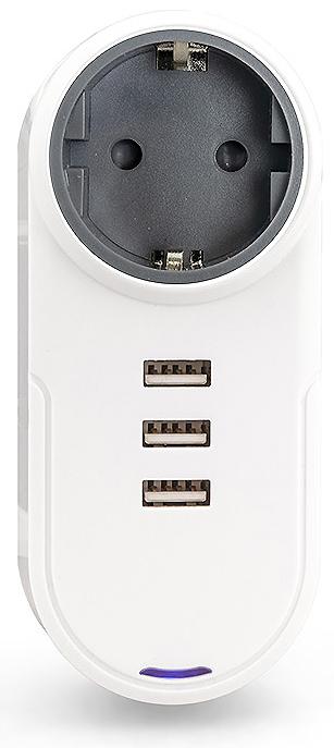 Caliber Grenkontakt för USB 24