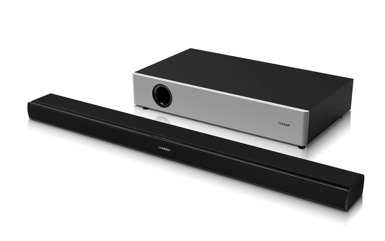Sharp Soundbar 90cm. 2x30w SUB