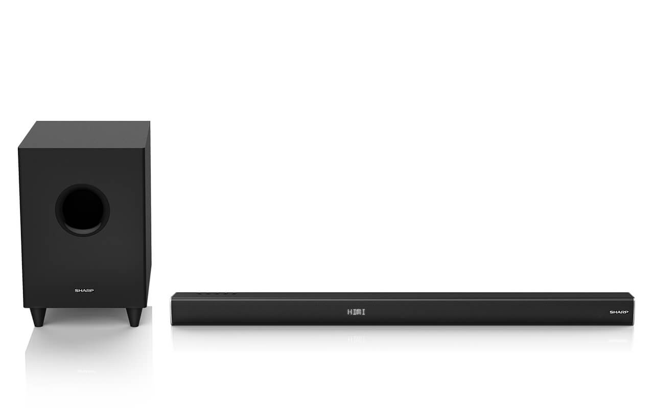 Sharp Soundbar 96cm. 3x50w SUB