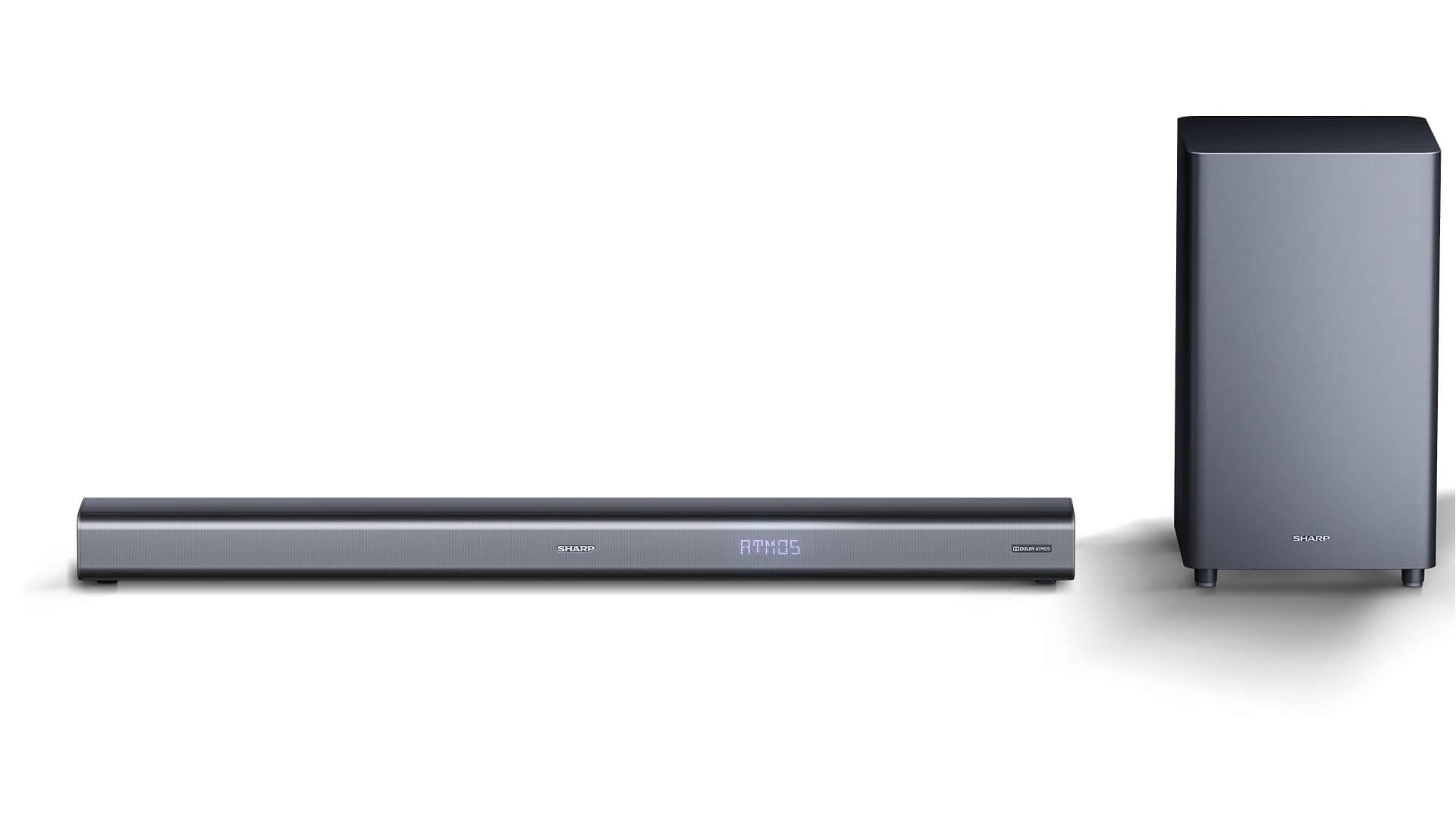 Sharp Soundbar 95cm.total 440w