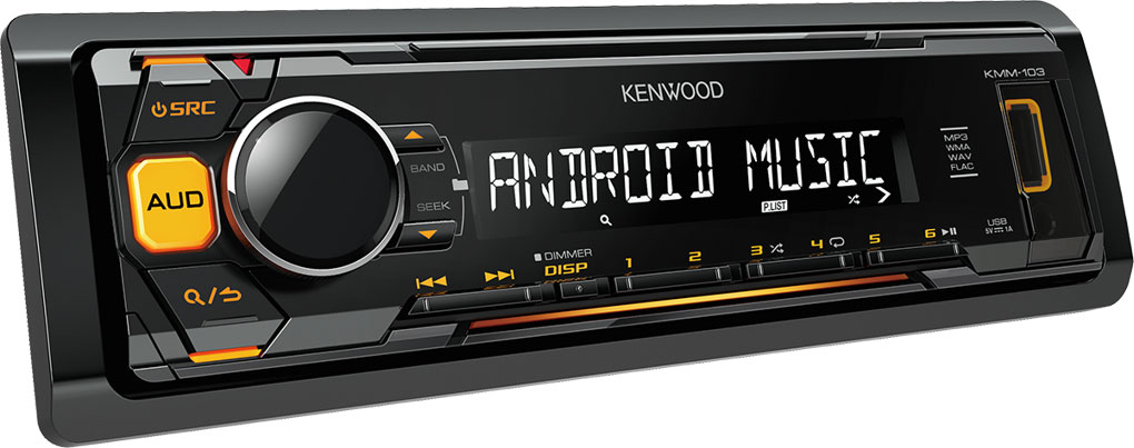 Kenwood USB media