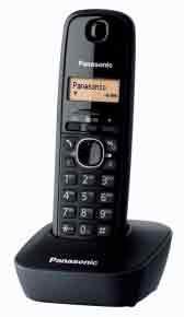 Panasonic Trådlös Dect Telefon