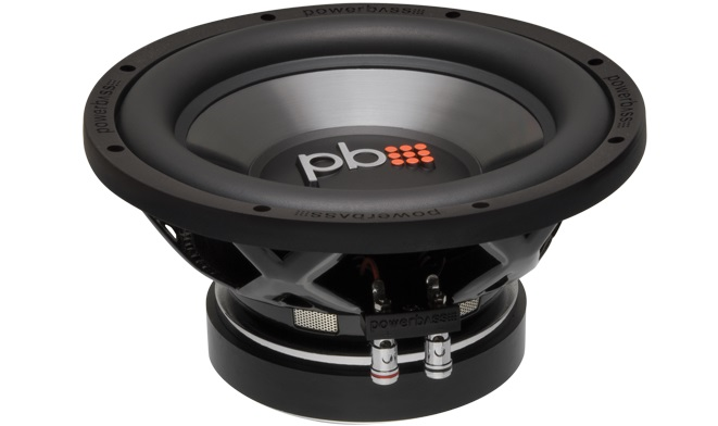 Powerbass 10 bas 4x4ohm