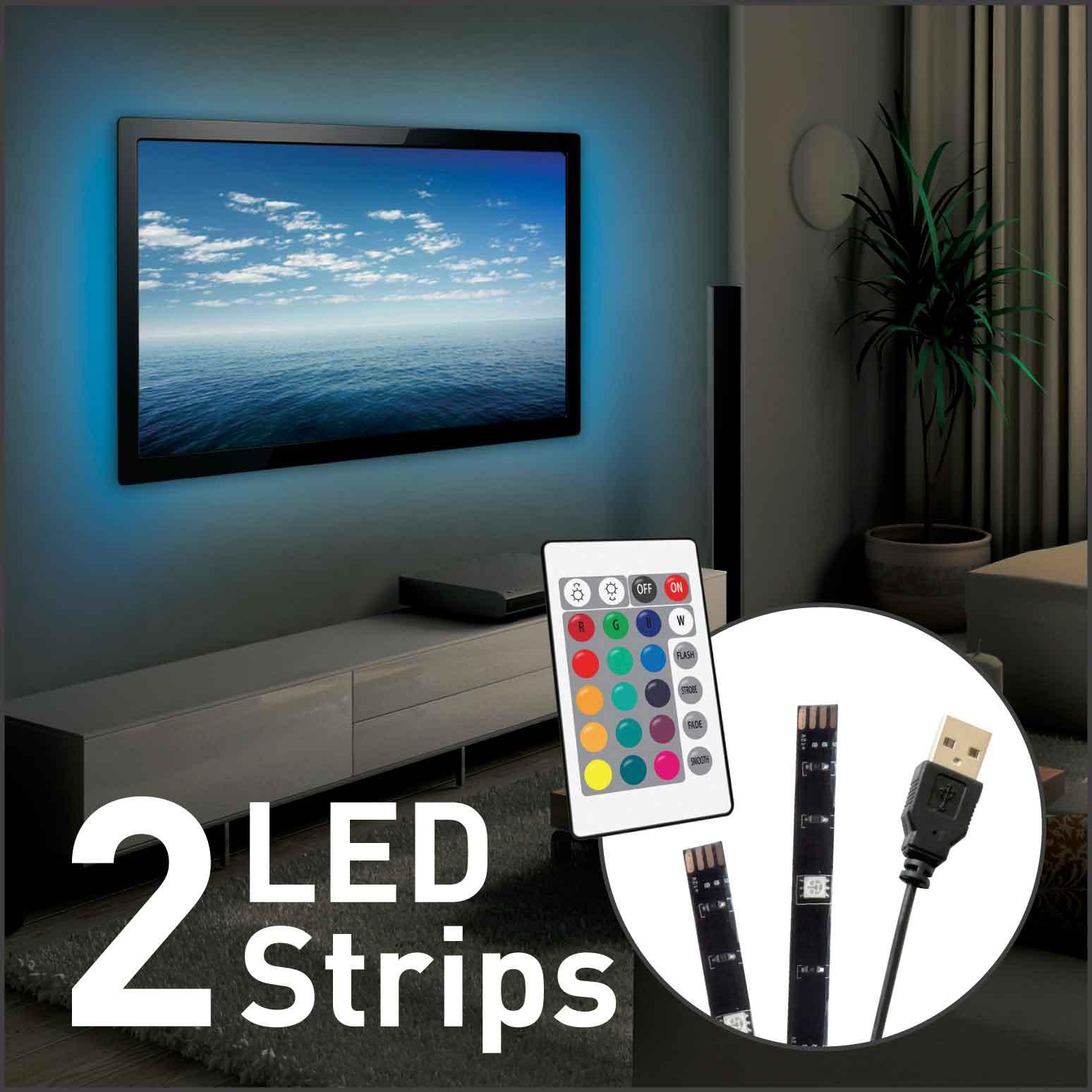 Barkan Mood light TV 16 färger