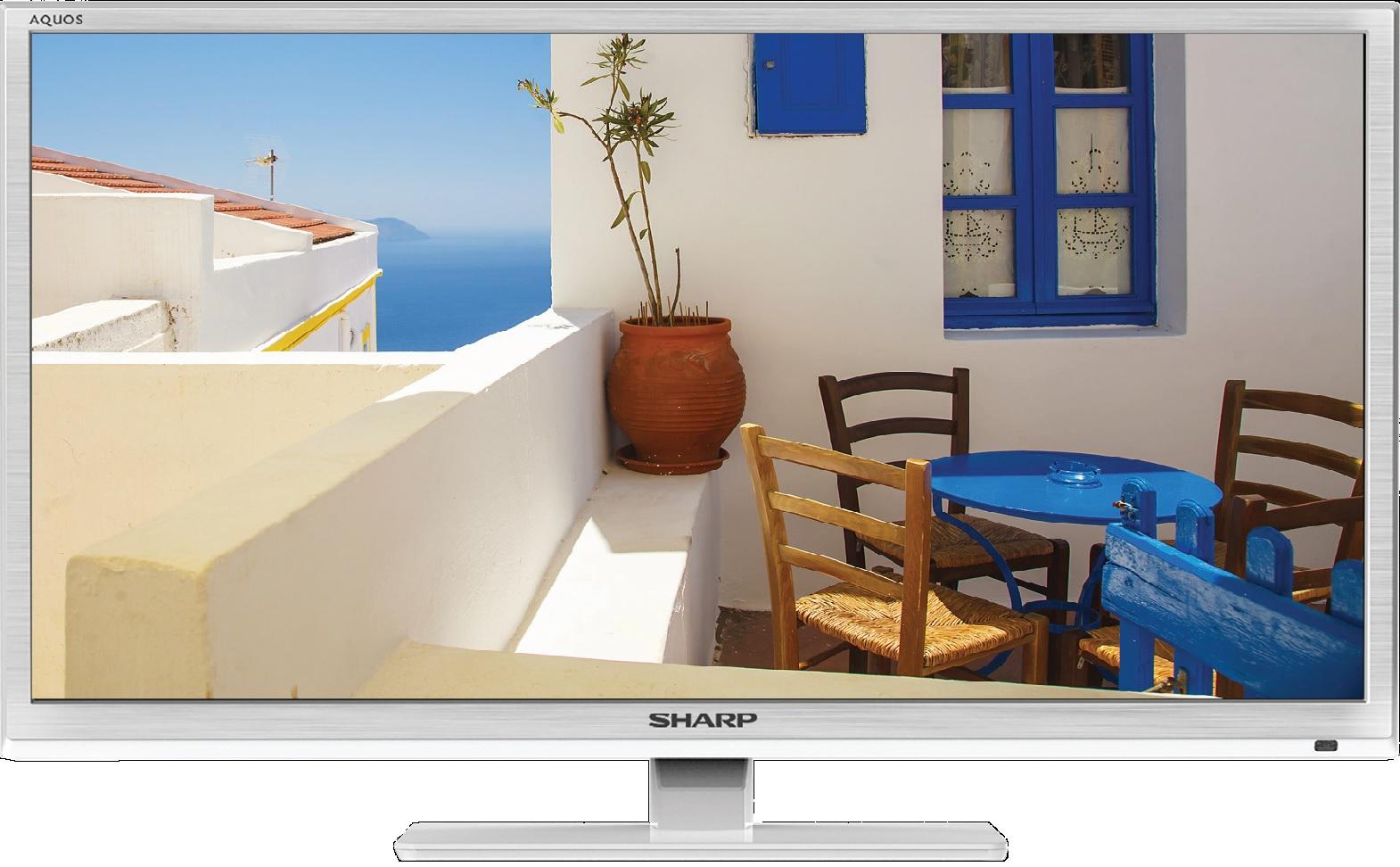 Sharp 24tum Led  DVB-T2/ C /S2