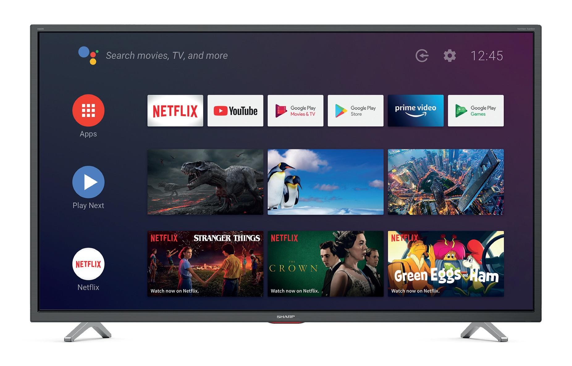 Sharp 32tum Android TV