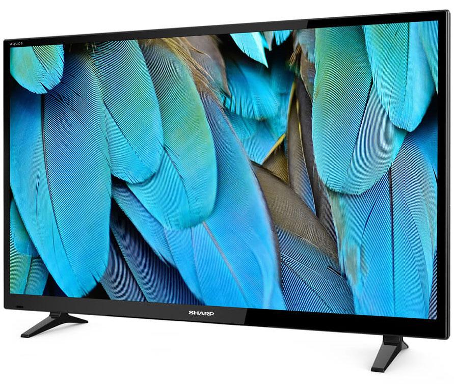 Sharp 40 LED  DVB-T2/ C /S2