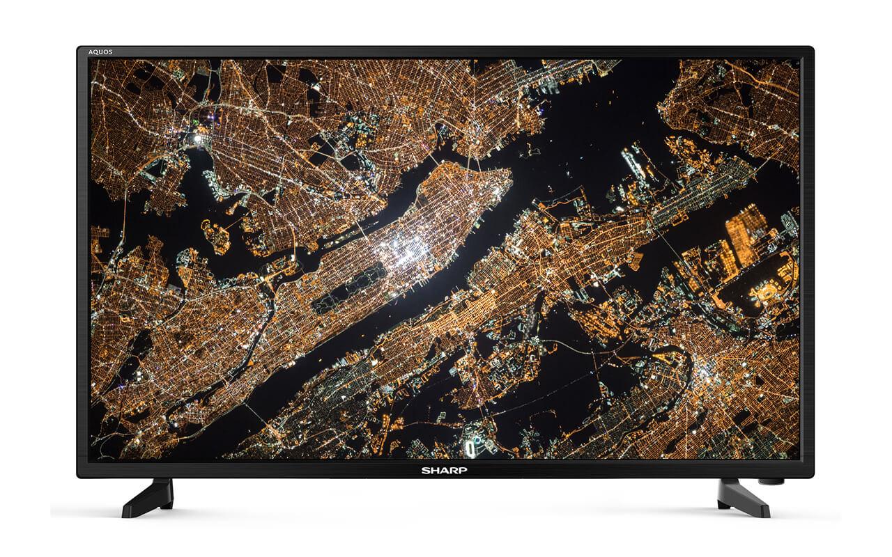 Sharp 32tum DVB-T2/S2/C