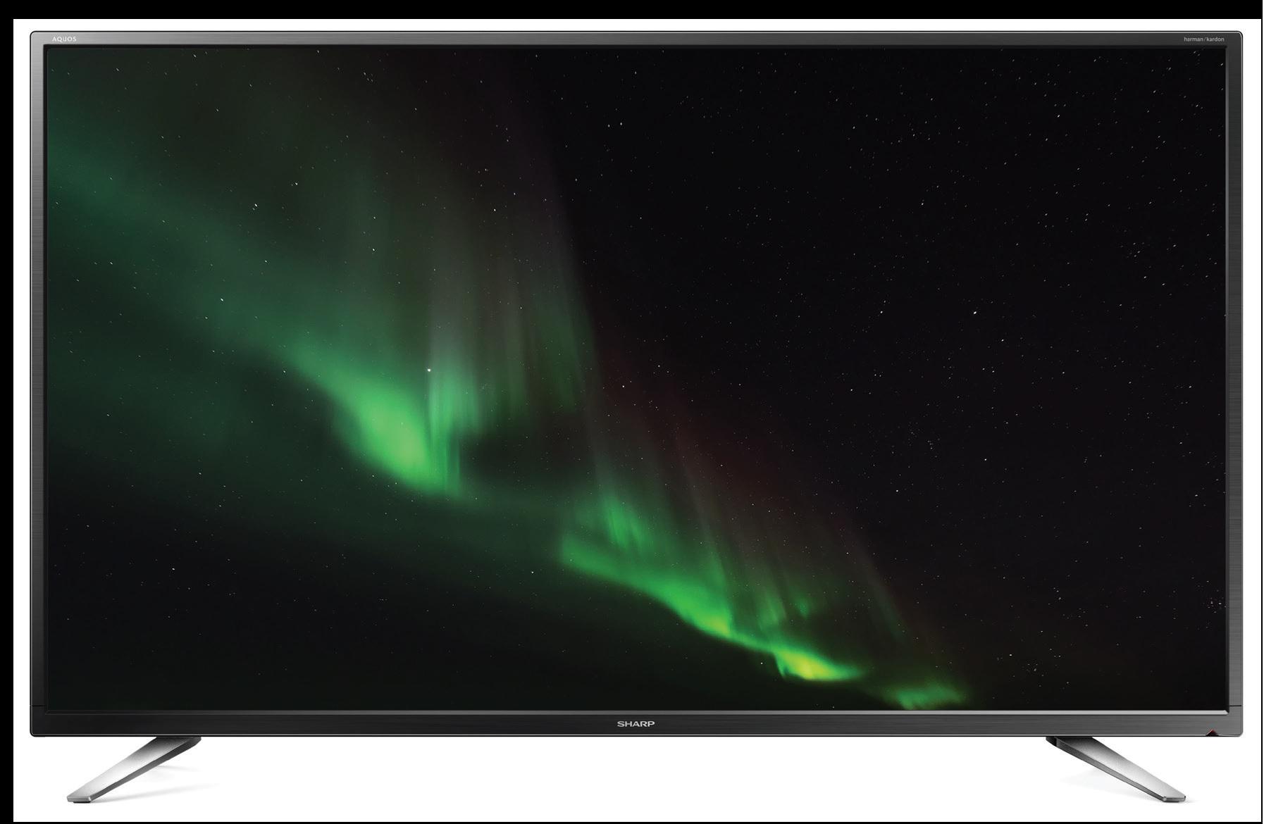 Sharp 65tum 4K DVB-T2/ C /S2