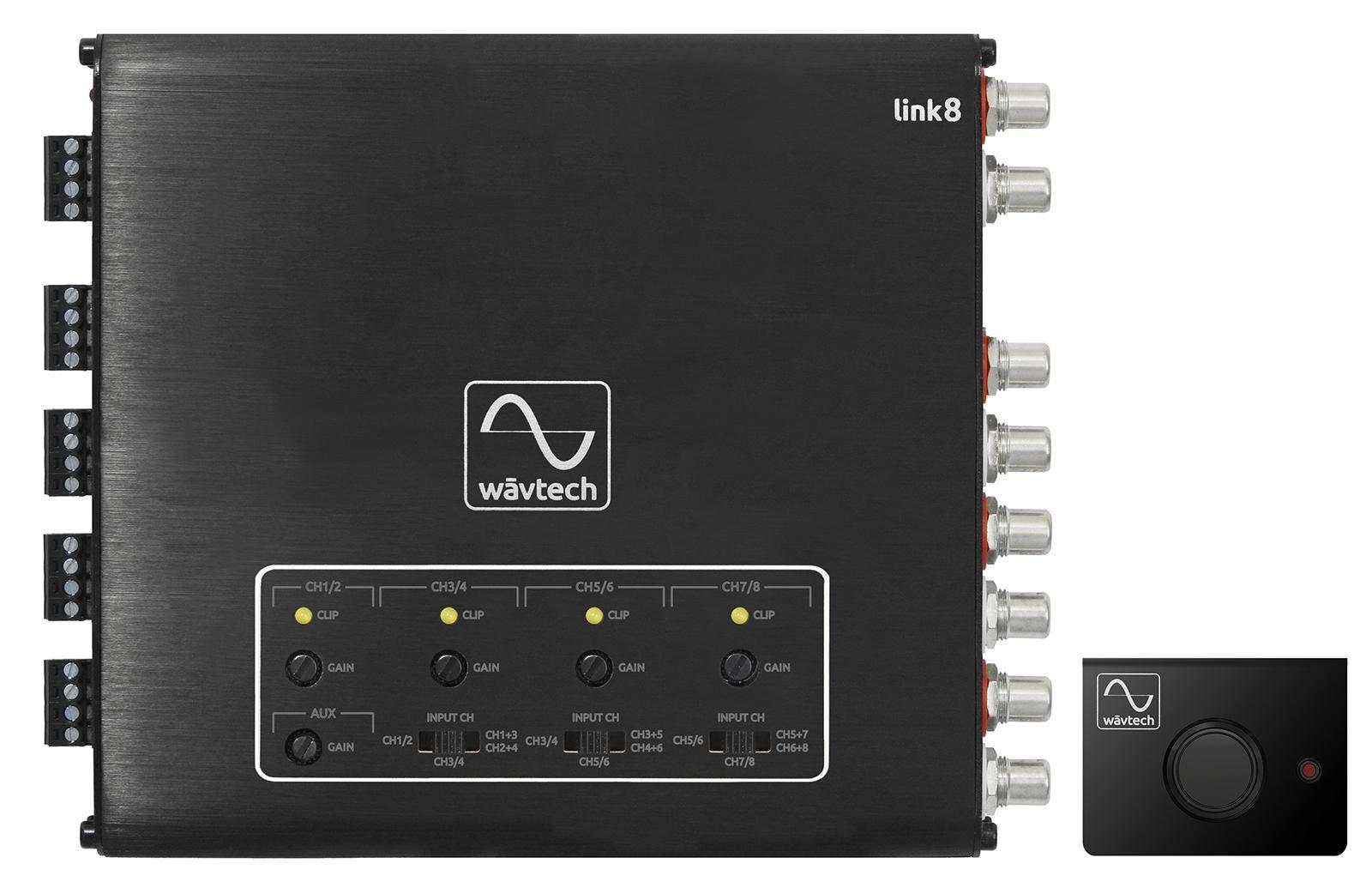 8CH Line Output Converter