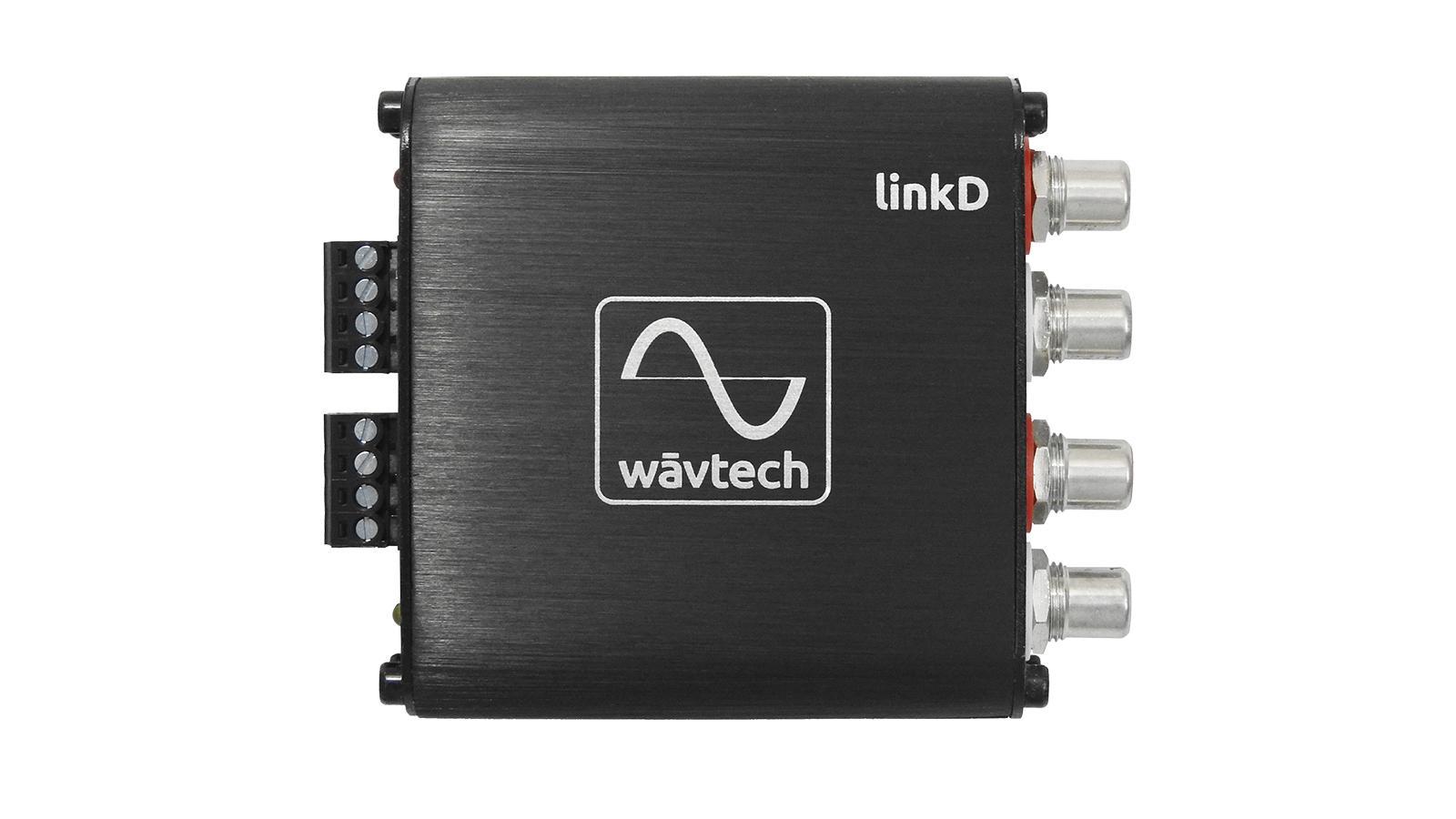 2CH Line Output Converter