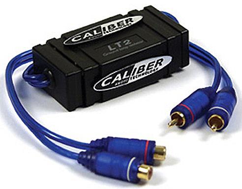 Caliber line transformer