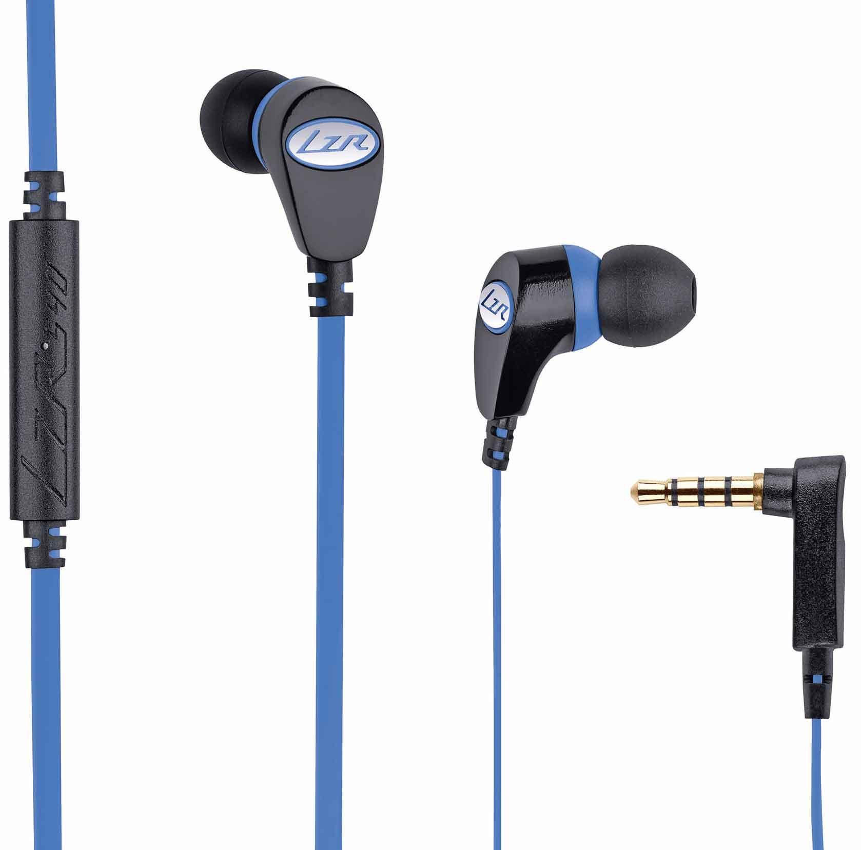 Magnat IN-EAR BLACK vs BLUE