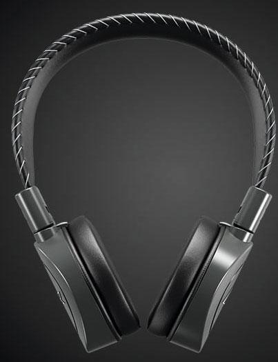 Magnat on-ear headphone  BLK