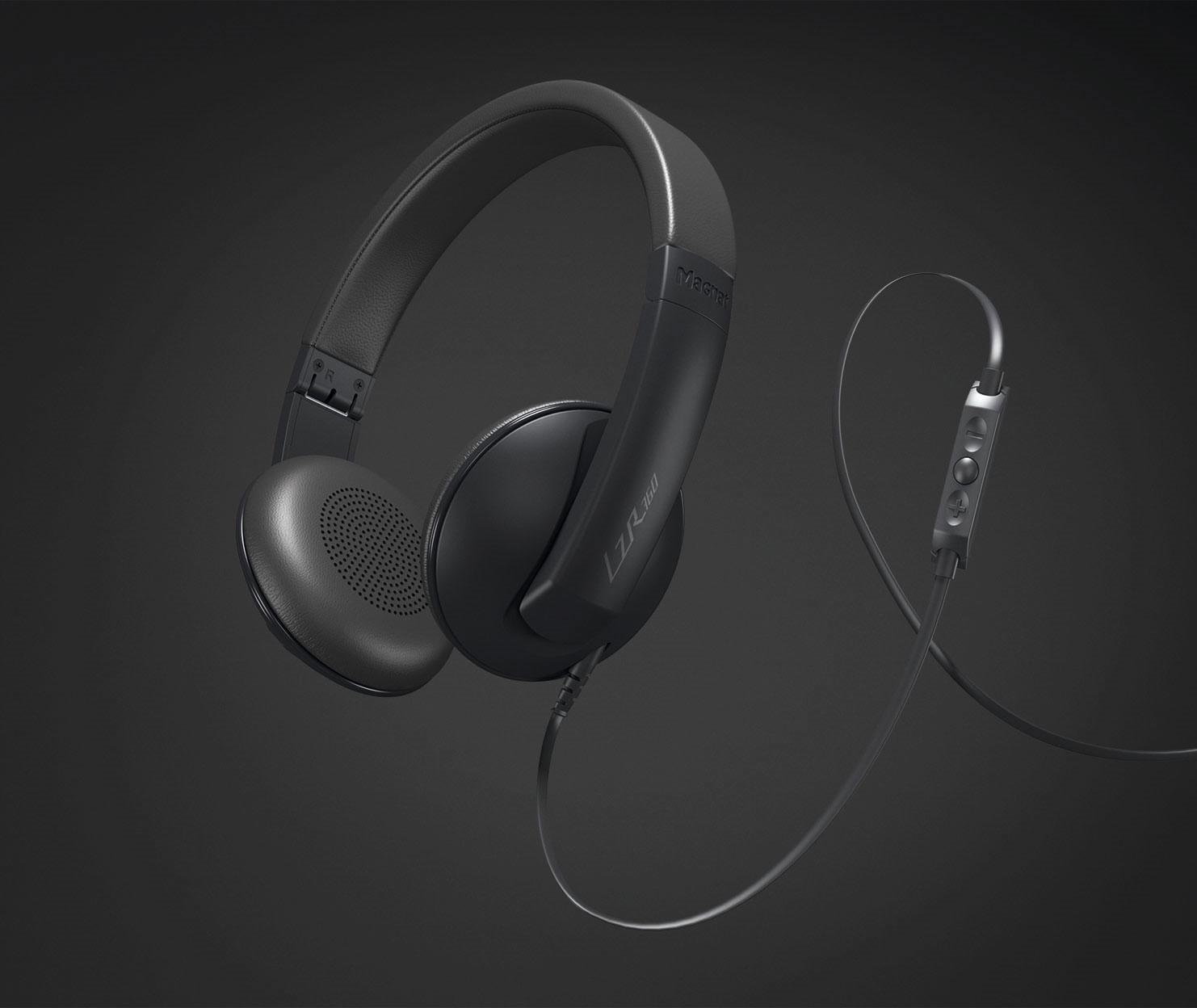 Magnat on-ear headphone super
