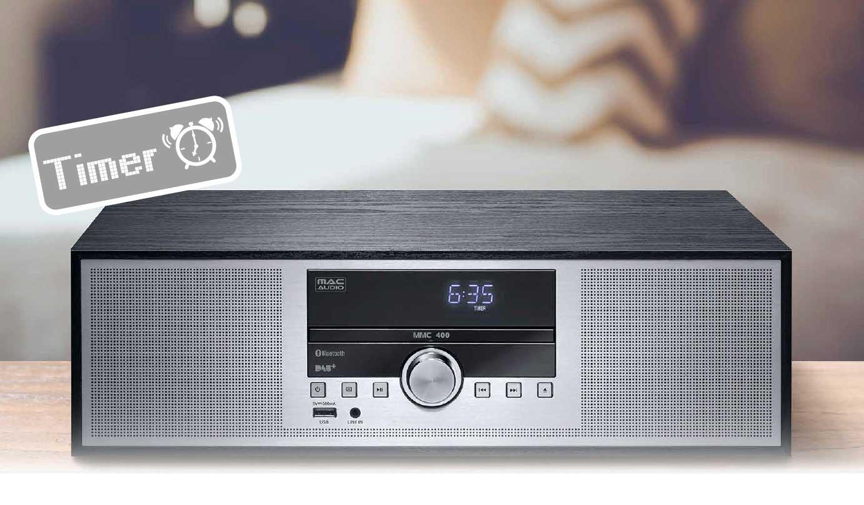Mac Audio Micro anläggning