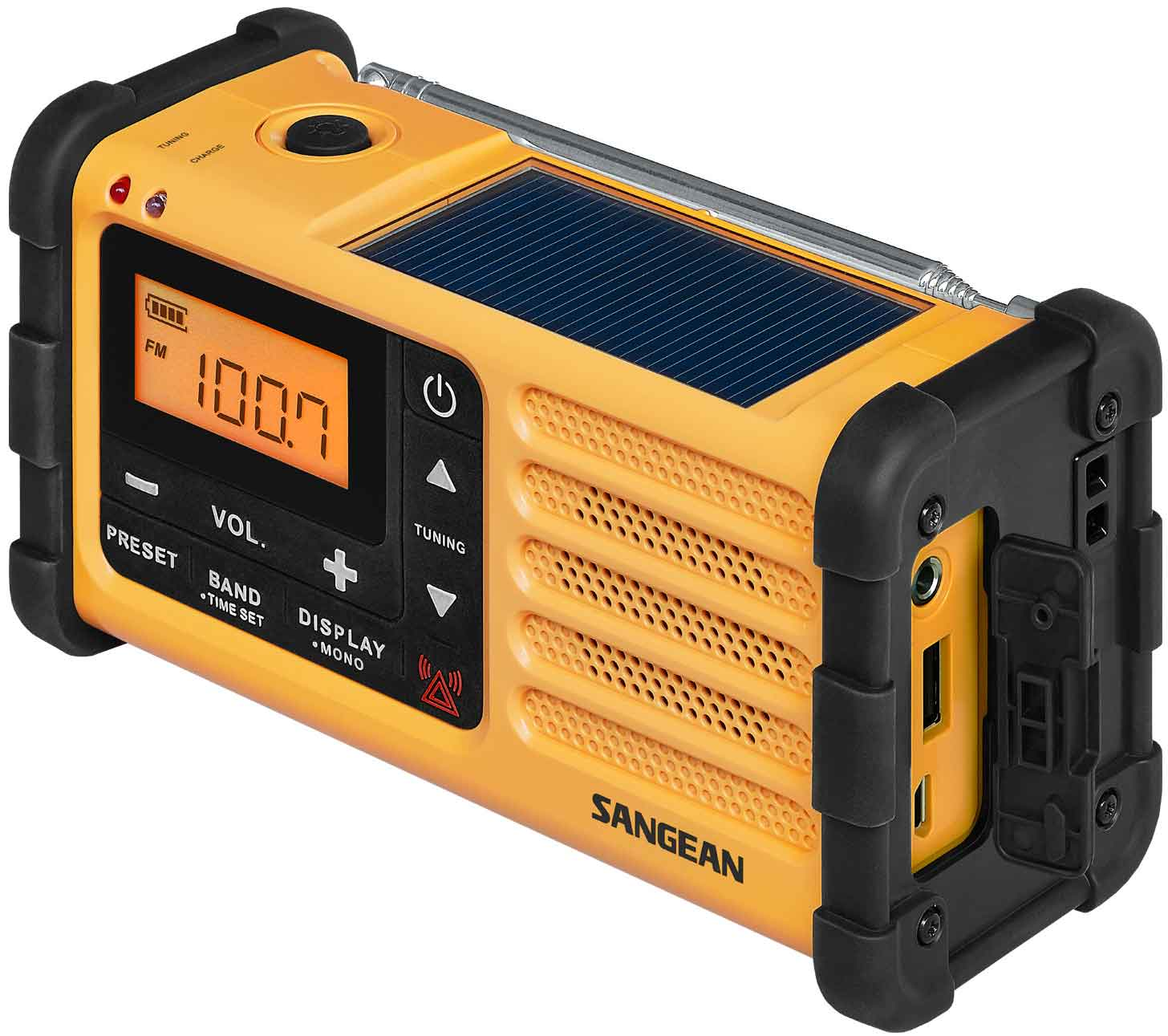 Sangean Solar power FM/AM