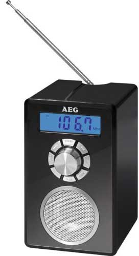 AEG FM/AM radio bluetooth  Sva