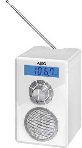 AEG FM/AM radio bluetooth