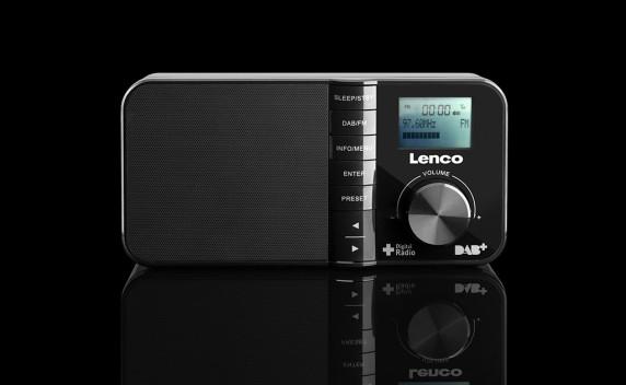 Lenco DAB+/FM radio