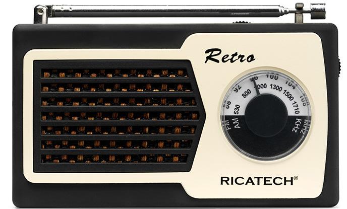RICATECH Retro transistor SV