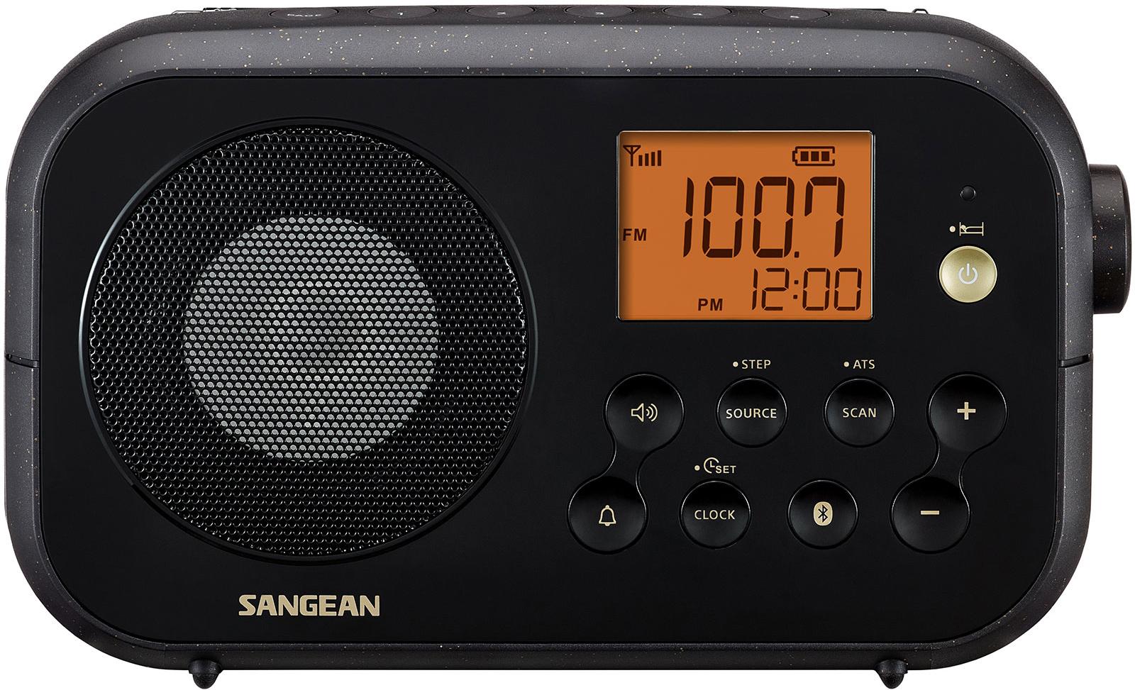 Sangean Bluetooth FM snabbval