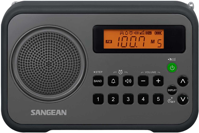 Sangean Snabbvalsradio FM Svar