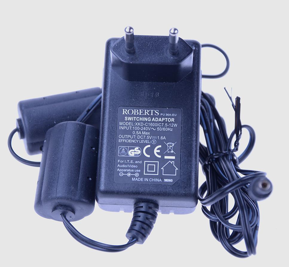 ROBERTS ACDC adapt 100-240