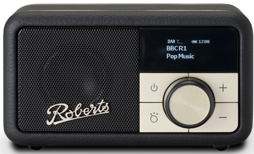 Roberts Radio Micro BLACK
