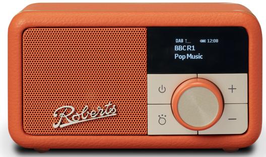 Roberts Radio Micro POP Orange