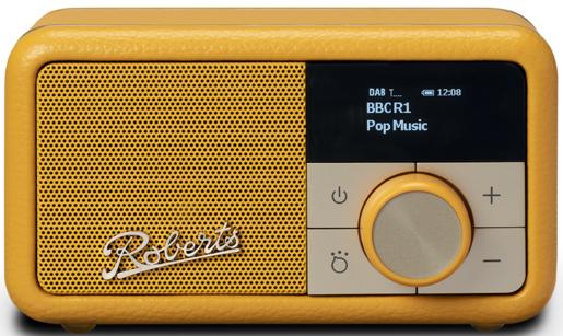 Roberts Radio Micro Sunshine