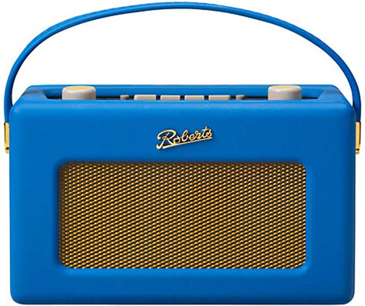 ROBERTS Retro DAB Cobalt Blue