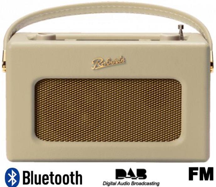 ROBERTS Revival FM DAB Cream
