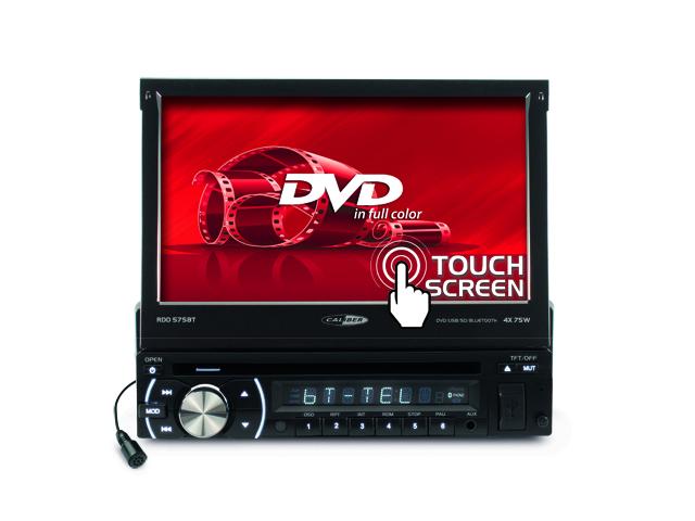 Caliber DVD spelare