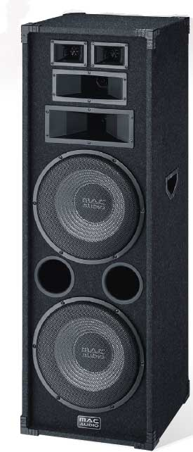 Mac Audio Soundforce 2300