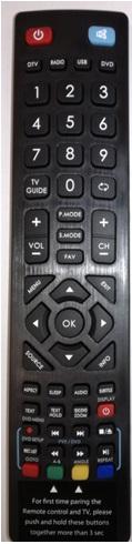 Sharp RF fjärrkontroll