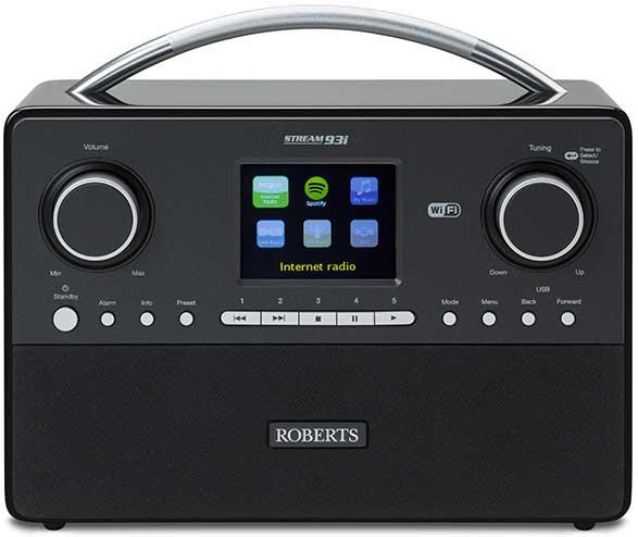 ROBERTS WiFI portabel radio